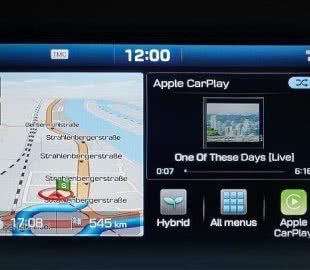 Технологии Apple CarPlay и Android Auto