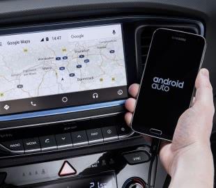 Приложения Apple CarPlay и AndroidAuto