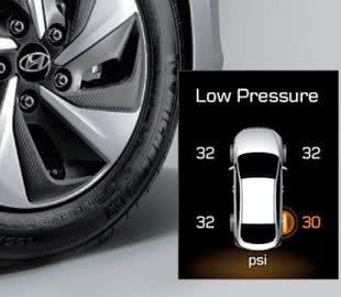 Система мониторинга давления в шинах (TPMS)