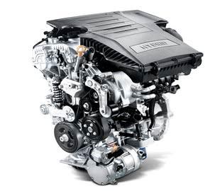 Бензиновый двигатель 1.6 GDi Kappa с циклом Аткинсона