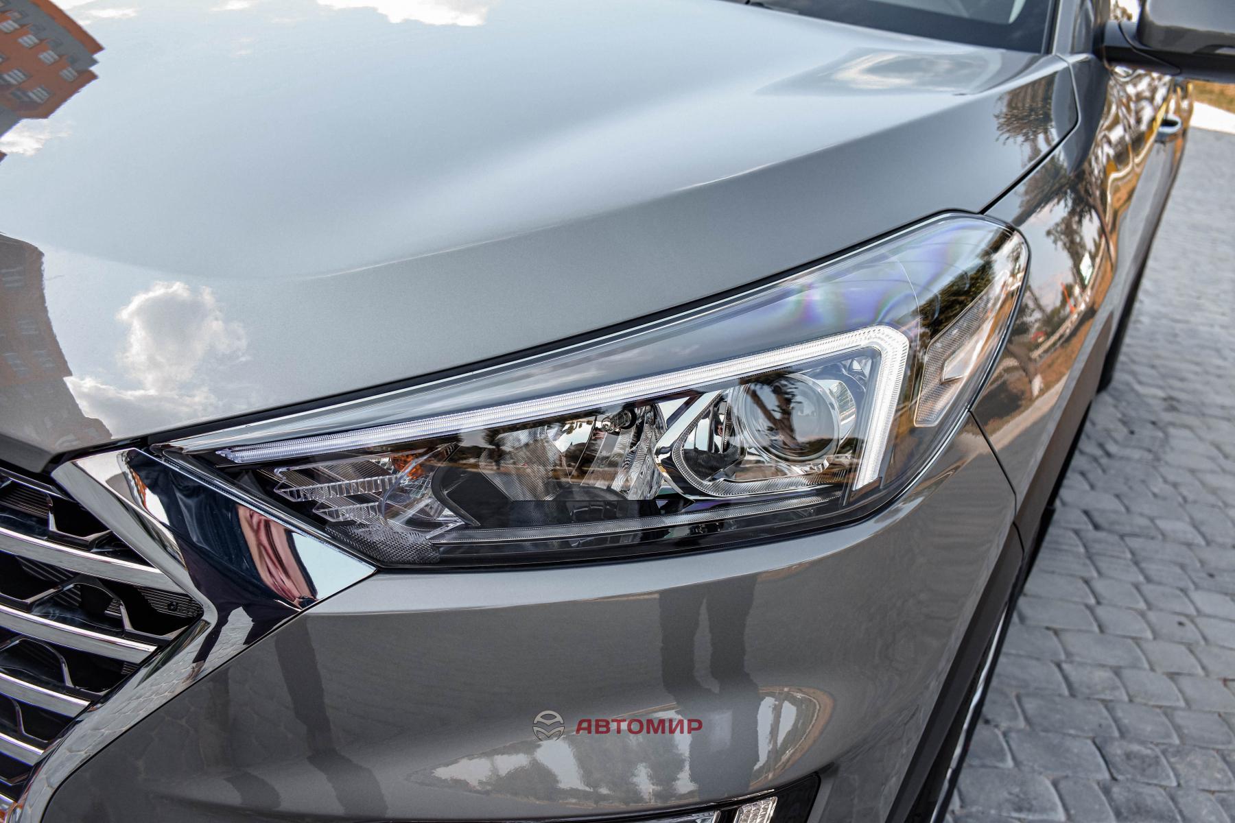 Вигідні ціни на всі комплектації Hyundai Tucson   Хюндай Мотор Україна - фото 15