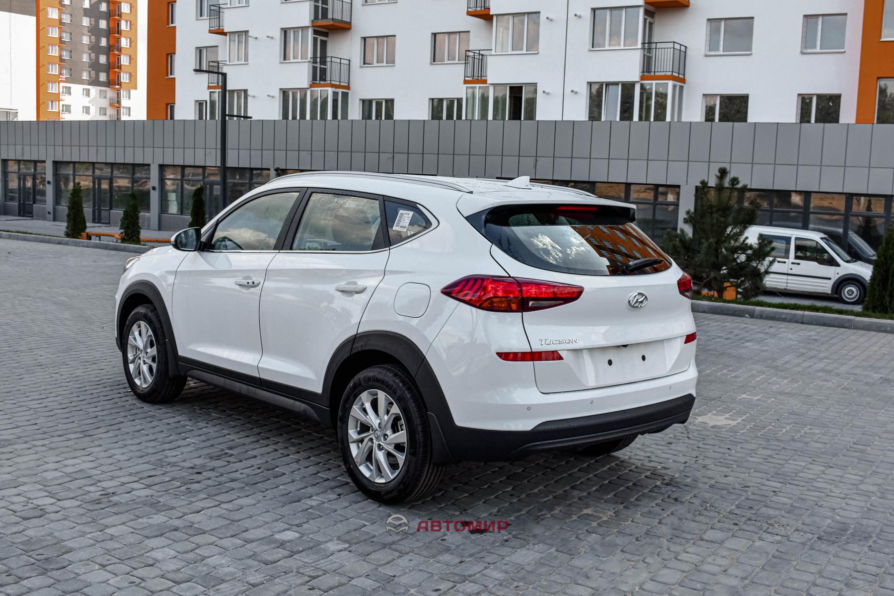 Вигідні ціни на всі комплектації Hyundai Tucson   Хюндай Мотор Україна - фото 18