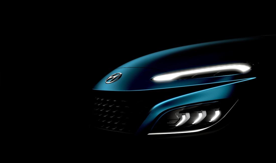 Hyundai KONA FL 2020