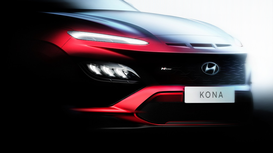 Hyundai Kona 2021 Facelift