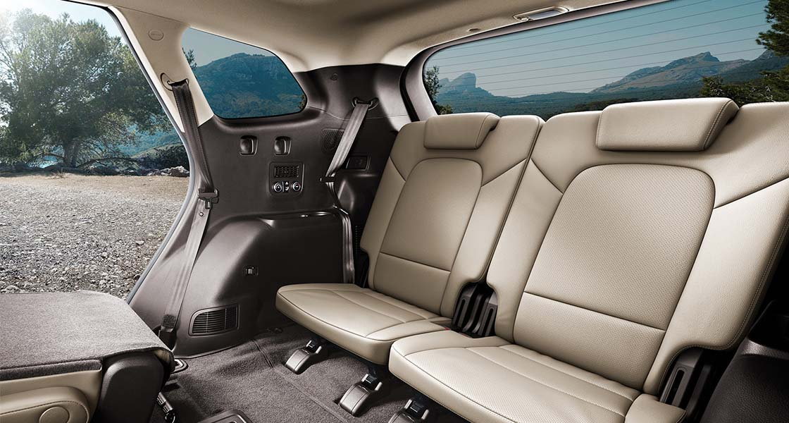 Hyundai GRAND SANTA FE | Галерея, фото | Хюндай Мотор Україна - фото 16