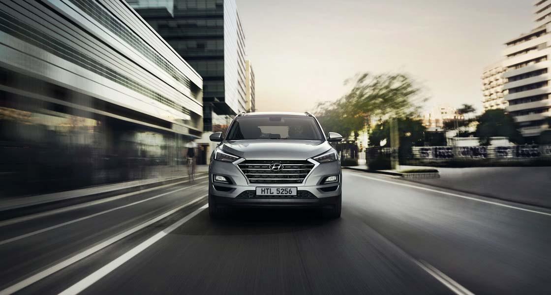 Hyundai TUCSON| Галерея, фото| Хюндай Мотор Украина - фото 6