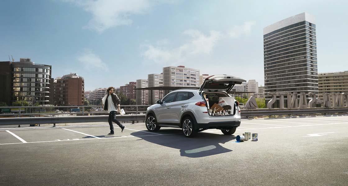 Hyundai TUCSON| Галерея, фото| Хюндай Мотор Украина - фото 10