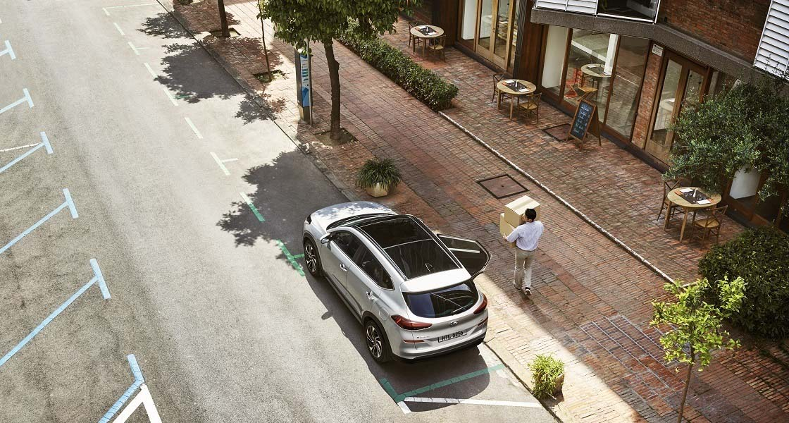 Hyundai TUCSON| Галерея, фото| Хюндай Мотор Украина - фото 12