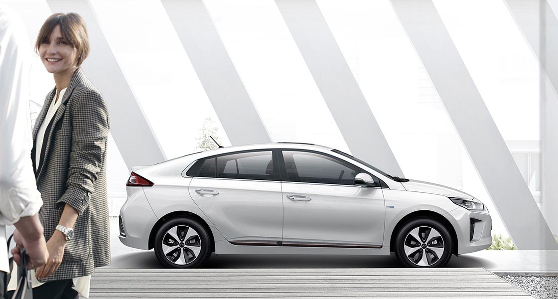 Hyundai IONIQ Electric| Галерея, фото| Хюндай Мотор Україна - фото 9