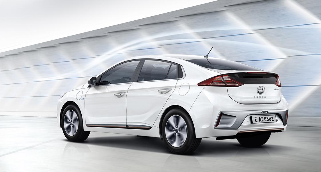 Hyundai IONIQ Electric| Галерея, фото| Хюндай Мотор Україна - фото 10