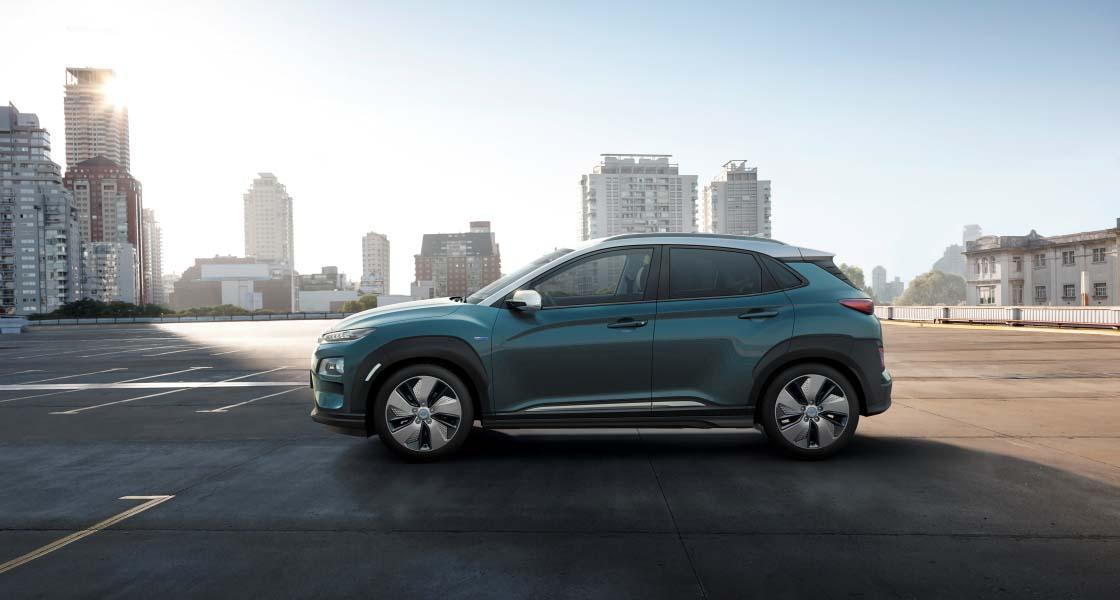Hyundai KONA Electric| Галерея, фото| Хюндай Мотор Україна - фото 20