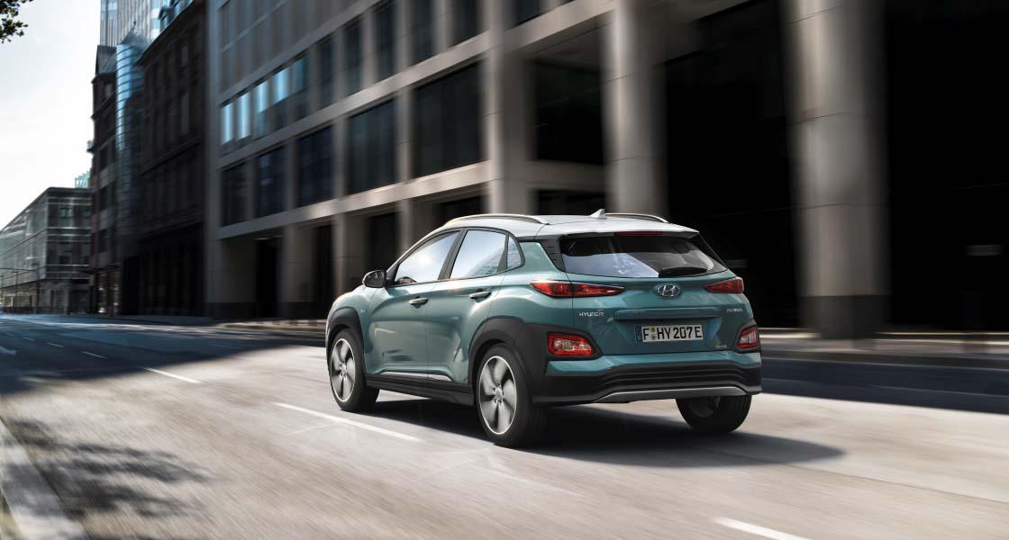 Hyundai KONA Electric| Галерея, фото| Хюндай Мотор Україна - фото 17
