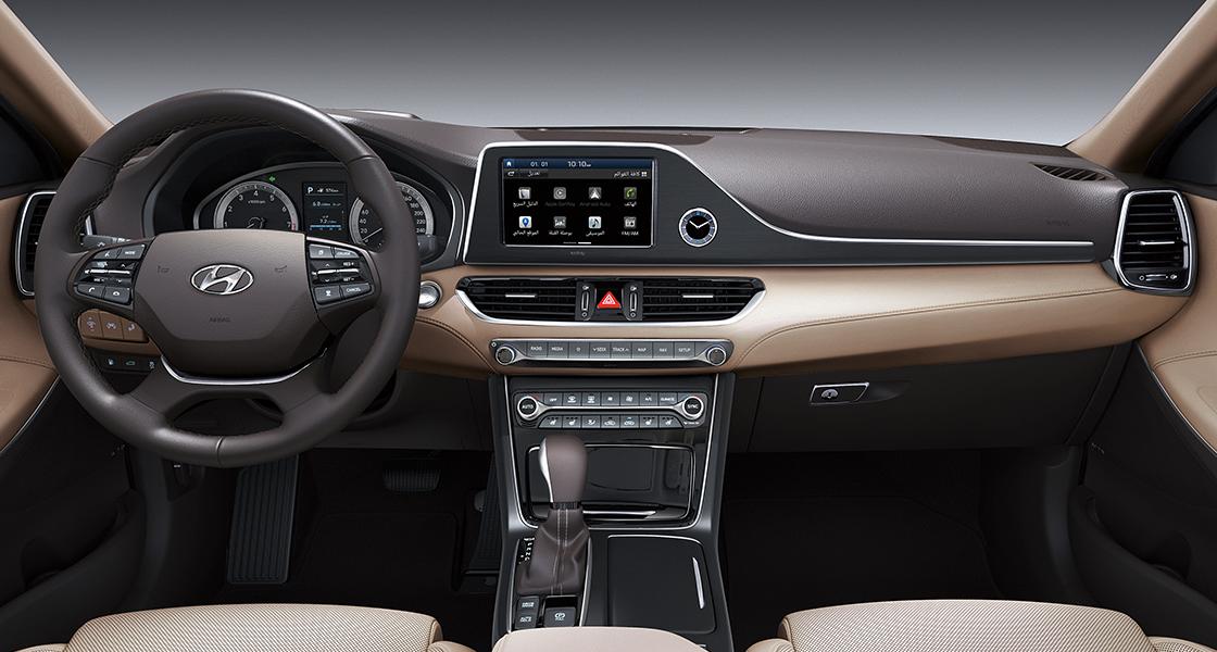 Hyundai GRANDEUR| Галерея, фото| Хюндай Мотор Україна - фото 21