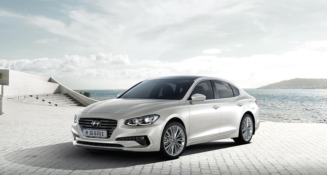 Hyundai GRANDEUR| Галерея, фото| Хюндай Мотор Україна - фото 8