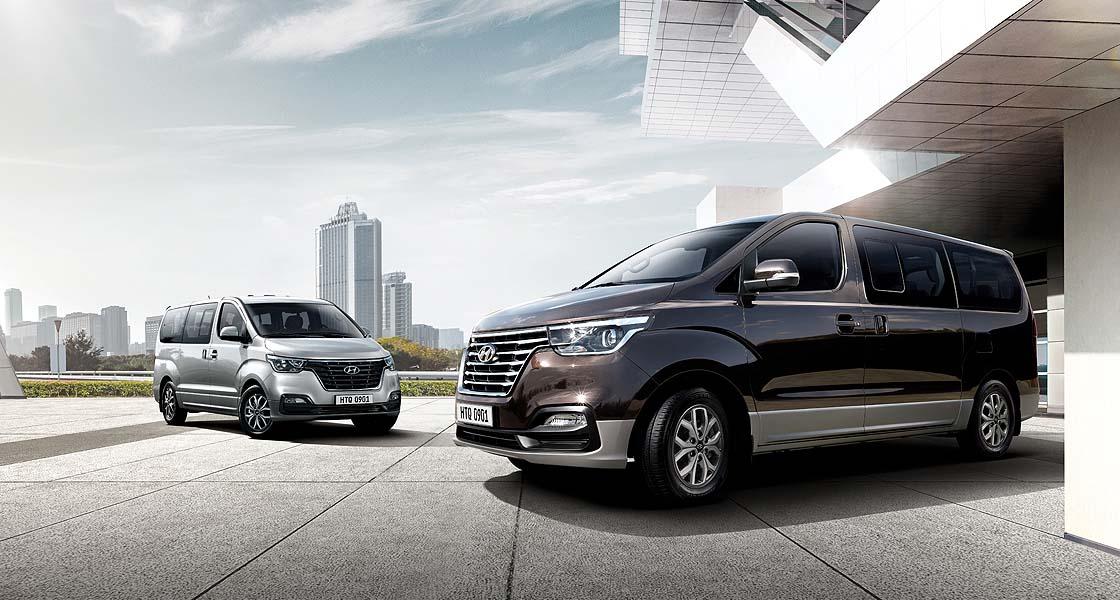 Hyundai New H-1 | Галерея, фото | Хюндай Мотор Україна - фото 10