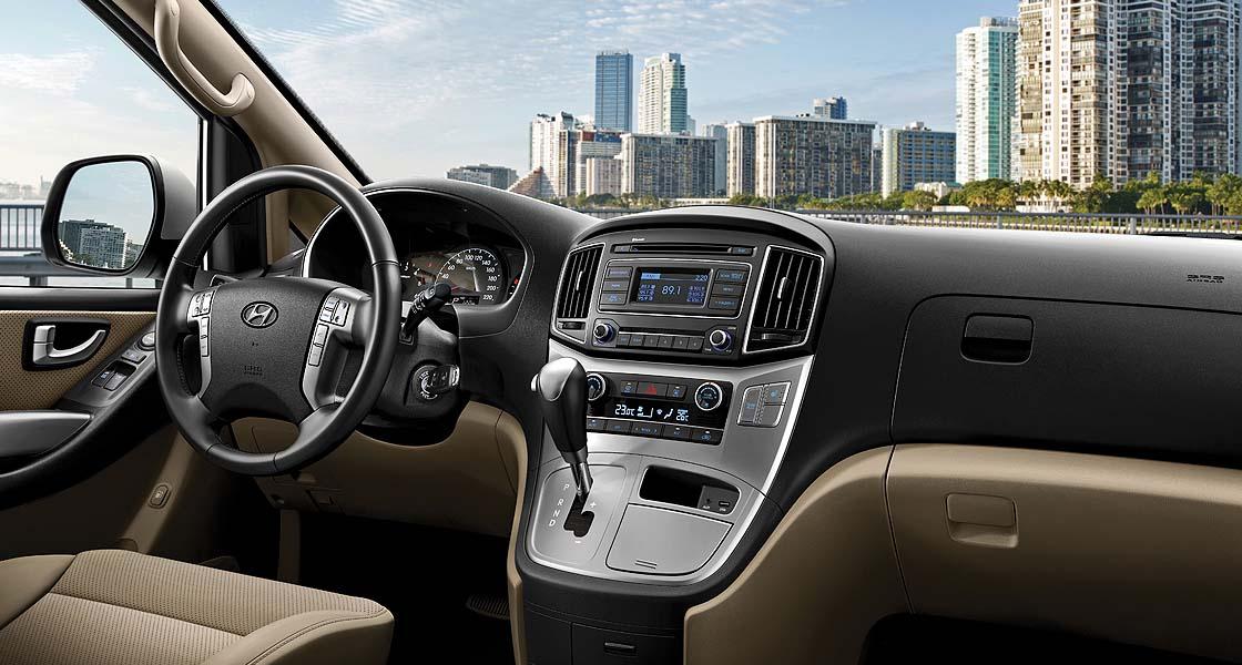 Hyundai New H-1 | Галерея, фото | Хюндай Мотор Україна - фото 14