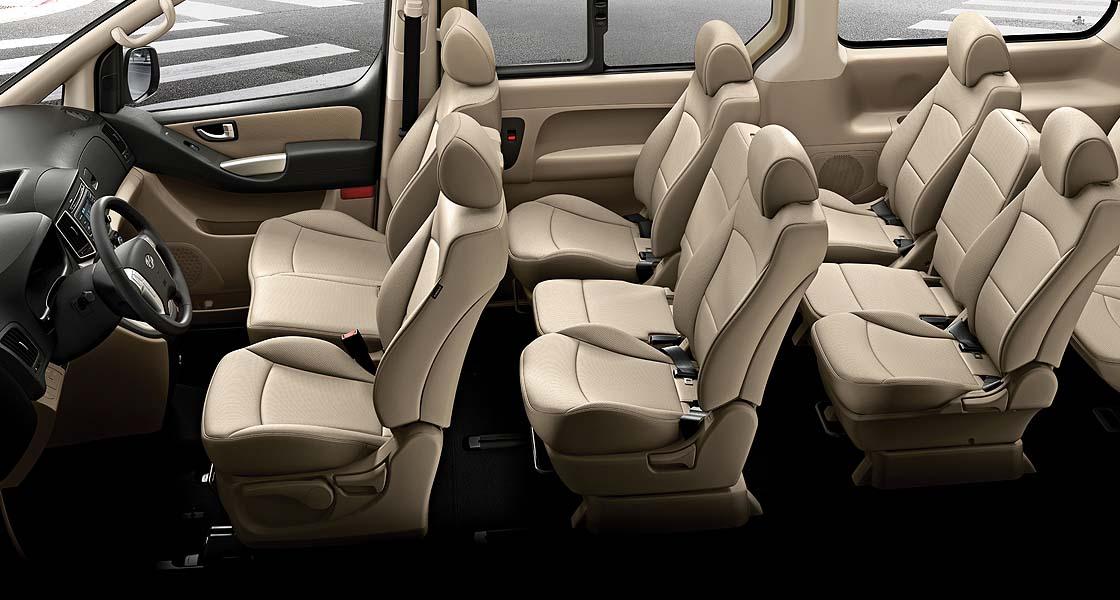 Hyundai New H-1 | Галерея, фото | Хюндай Мотор Україна - фото 15