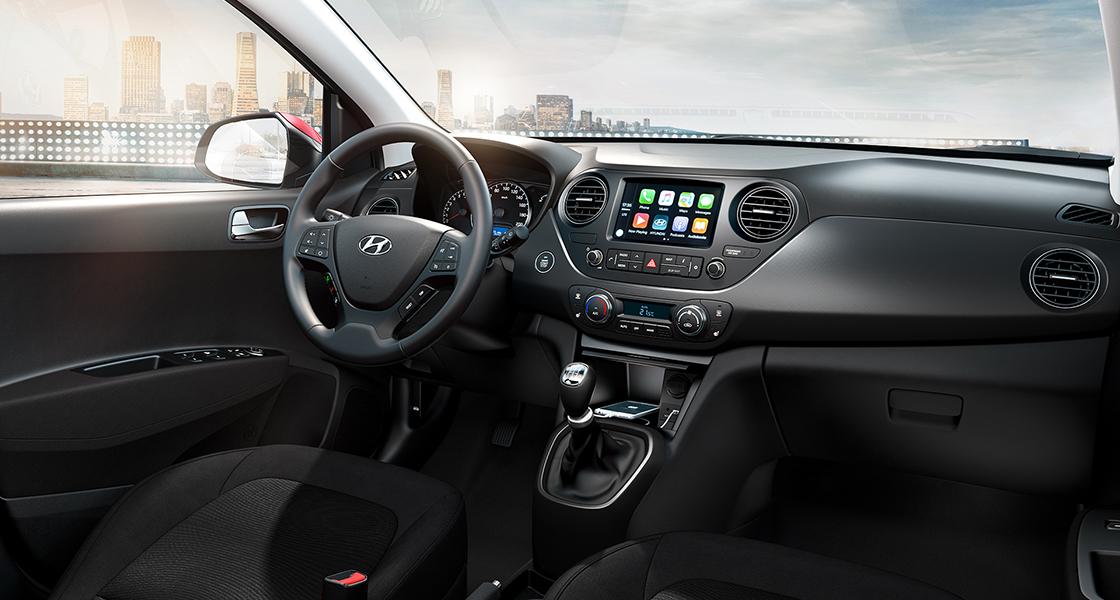Hyundai i10| Галерея, фото| Хюндай Мотор Україна - фото 6