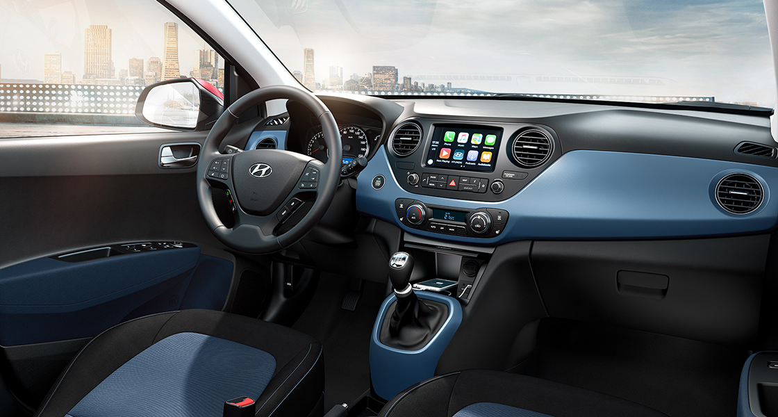 Hyundai i10| Галерея, фото| Хюндай Мотор Україна - фото 7