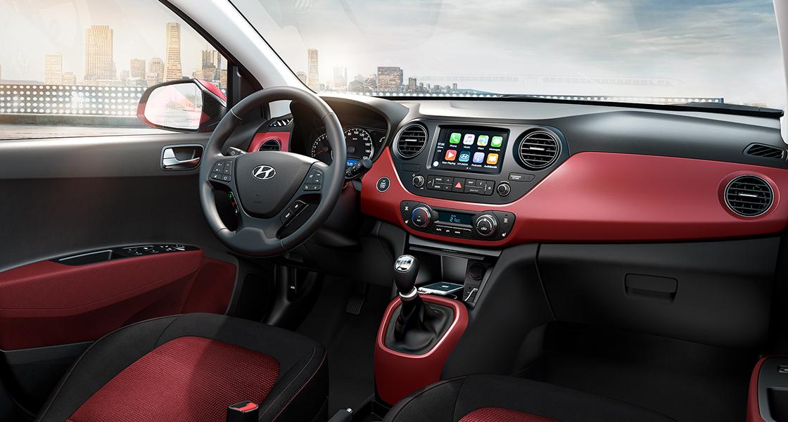 Hyundai i10| Галерея, фото| Хюндай Мотор Україна - фото 10