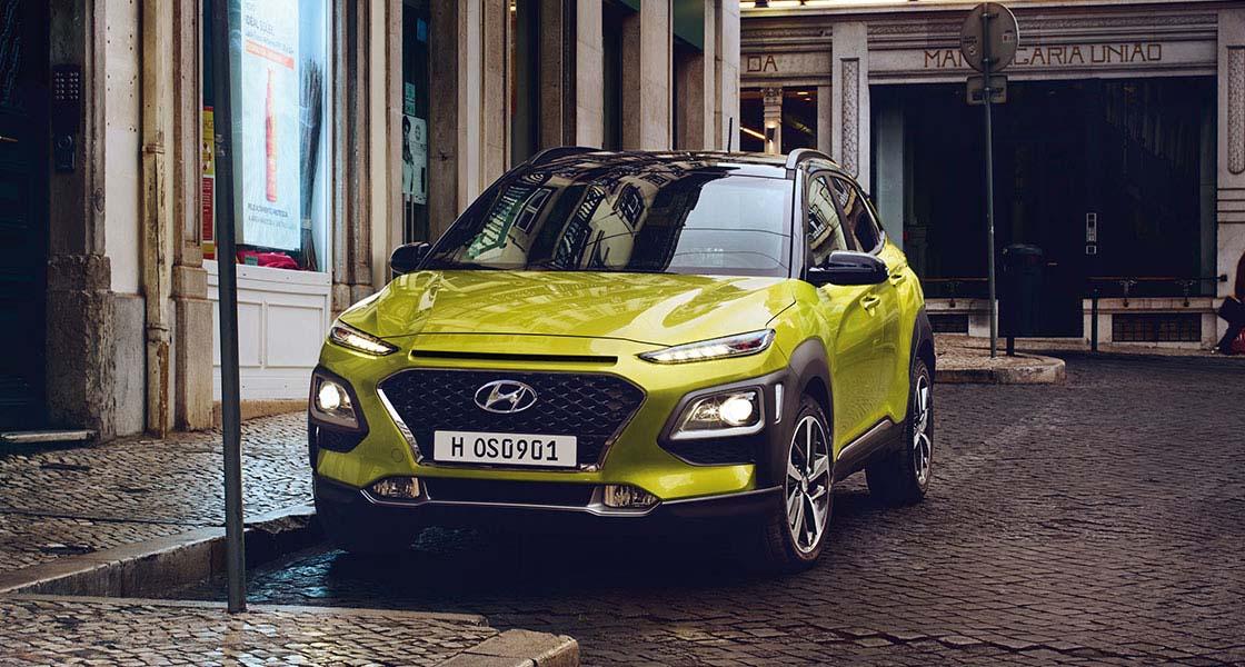 Hyundai New KONA| Галерея, фото| Хюндай Мотор Україна - фото 6