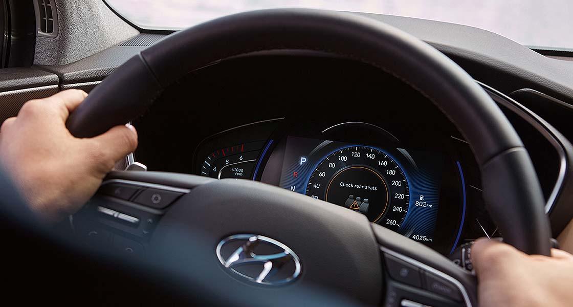 Hyundai New SANTA FE | Галерея, фото | Хюндай Мотор Україна - фото 9