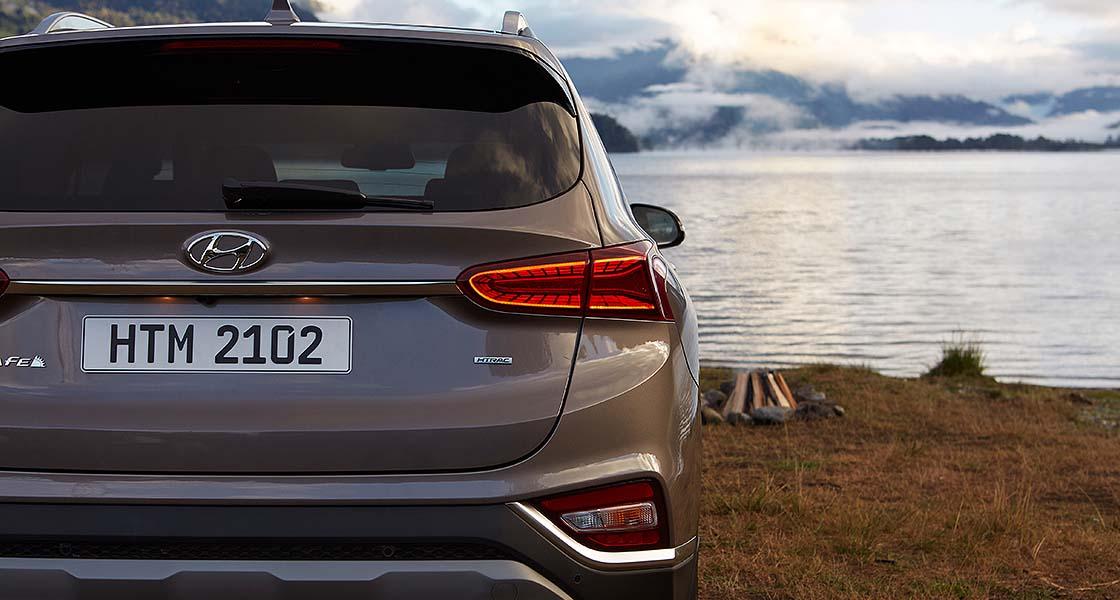 Hyundai New SANTA FE | Галерея, фото | Хюндай Мотор Україна - фото 12