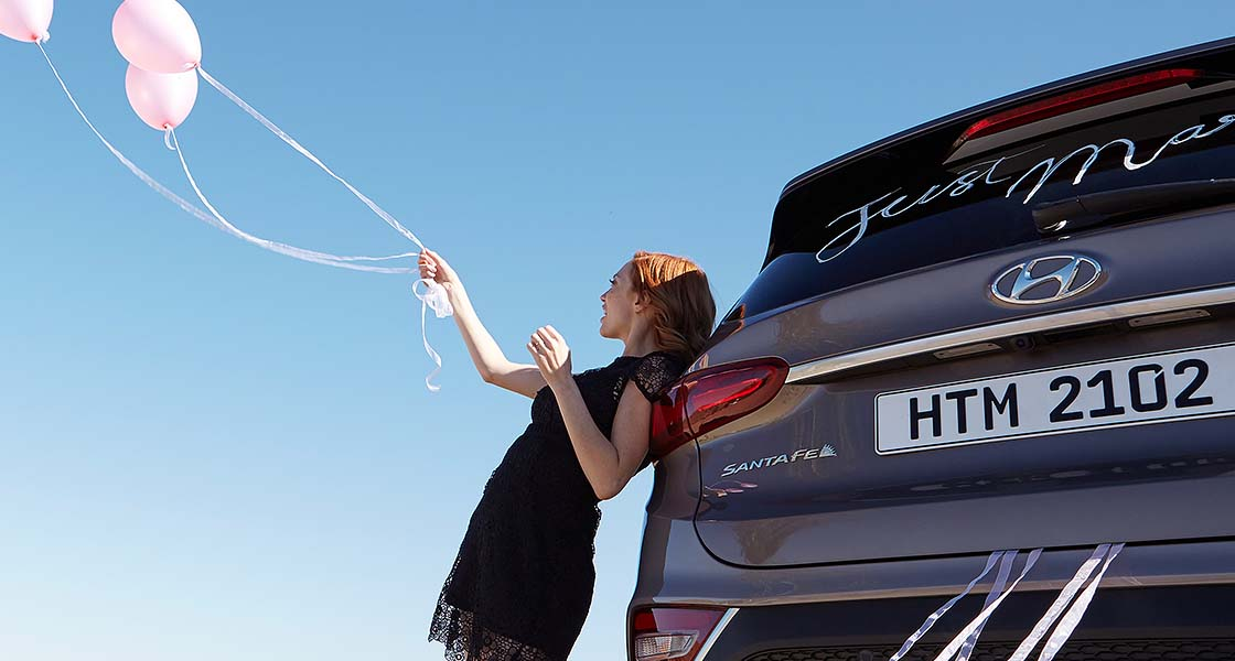 Hyundai New SANTA FE | Галерея, фото | Хюндай Мотор Україна - фото 14
