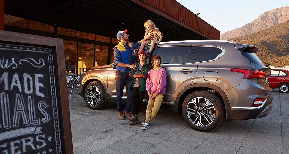 Hyundai New SANTA FE | Галерея, фото | Хюндай Мотор Україна - фото 15
