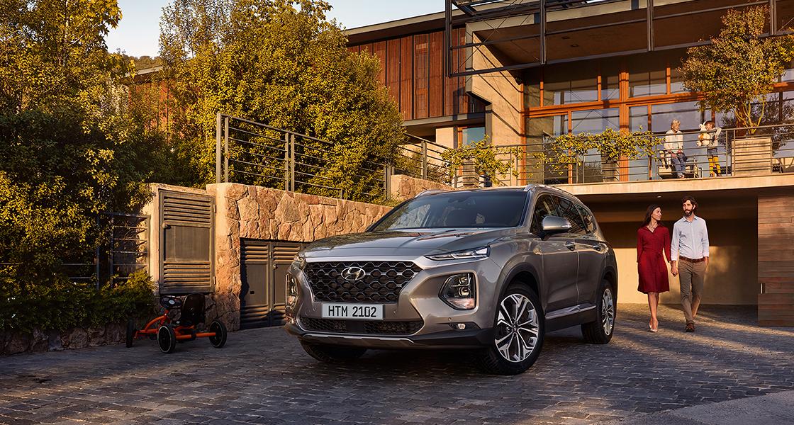 Hyundai New SANTA FE | Галерея, фото | Хюндай Мотор Україна - фото 24