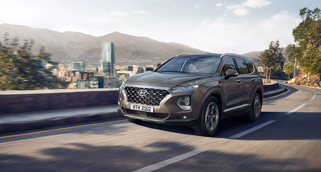 Hyundai New SANTA FE | Галерея, фото | Хюндай Мотор Украина - фото 31