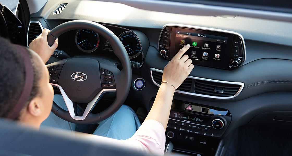 Hyundai TUCSON| Галерея, фото| Хюндай Мотор Украина - фото 18