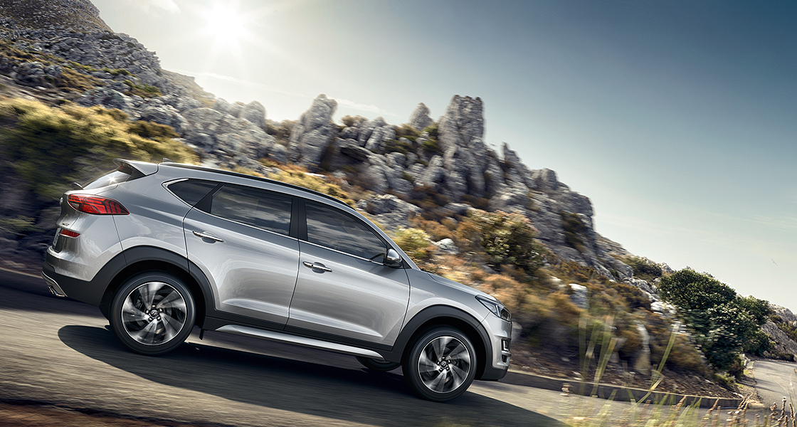 Hyundai TUCSON| Галерея, фото| Хюндай Мотор Украина - фото 16